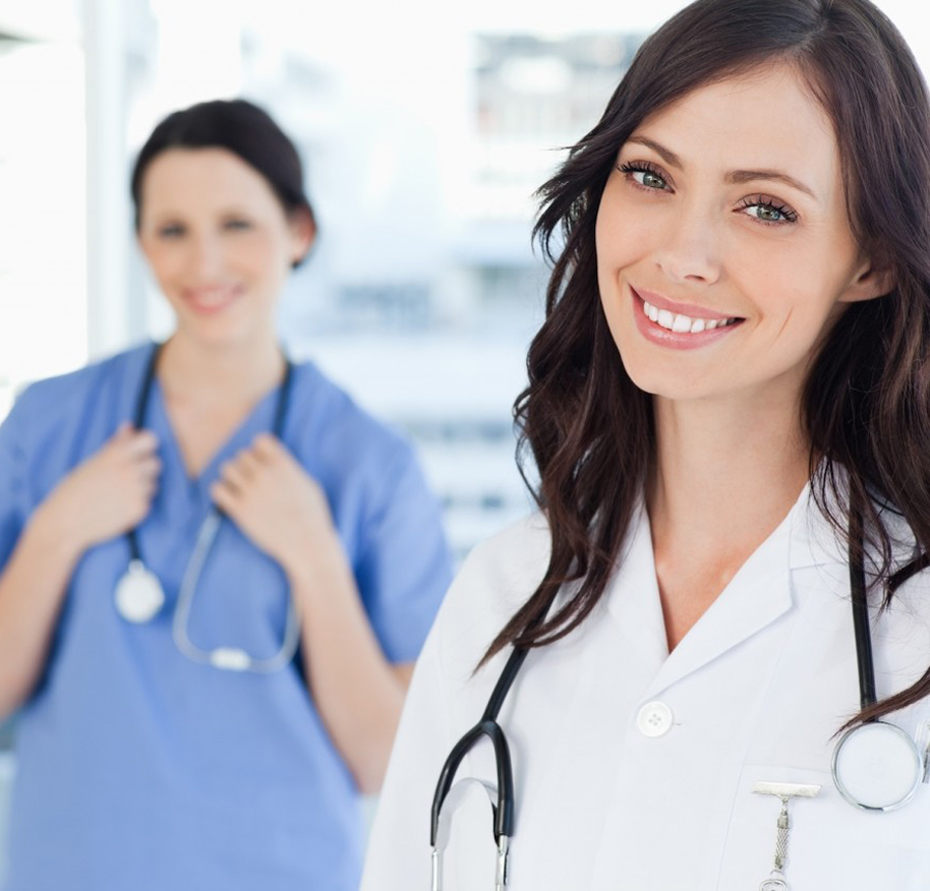 infermiera-Donna